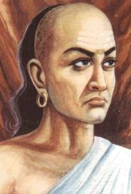 https://en.wikipedia.org/wiki/Chanakya#/media/File:Chanakya_artistic_depiction.jpg