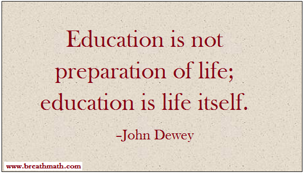 Life and Education