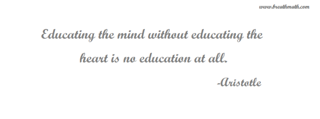 True Means of Education!