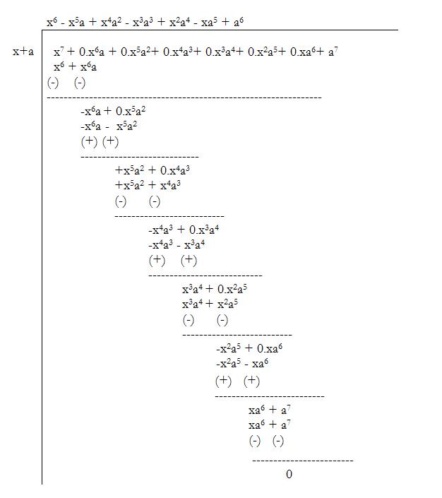 Division – Exercise 3.4.3 – Class IX