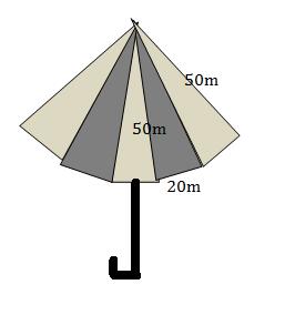 Herons Formula Exercise 12.2. class IX